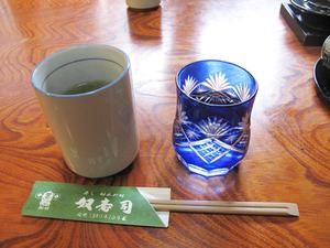 6お茶@奴寿司
