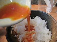 ランチ:日本一のこだわり卵かけご飯作る@麺劇場・玄瑛