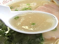 料理:ラーメンスープ@長浜ナンバーワン天神店