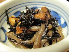 14ランチ:ひじきの煮物@わっぱ定食堂・天神・今泉