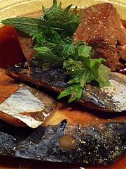4ランチ:鰆の煮付け@海の味有福・サンセルコ