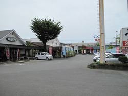 16駐車場@ウエスト中華麺飯