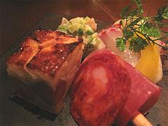 料理:オードブルの盛り合わせ1,000円@Le grenier de Goh(Gohの屋根裏部屋)