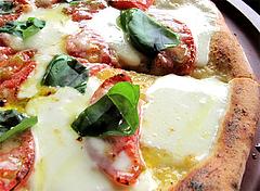 料理:ピッツァランチのマルゲリータ@PALM BEACH R style(パームビーチ アールスタイル)