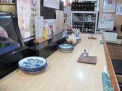 3店内:カウンター@鮨・あつ賀・渡辺通り