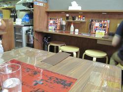 2店内:テーブル@麹屋