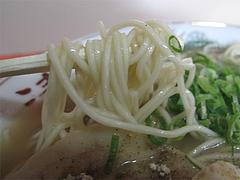 7ランチ:ラーメン麺@清陽軒・若久店