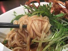 料理:渡辺通りカレー坦麺めん@博多屋・渡辺通