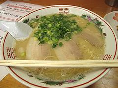 料理:ラーメン単品480円@ラーメンやまもと春日本店