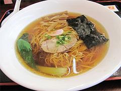 料理:中華そば280円@竹園・百年橋店
