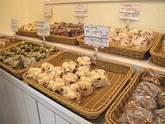 店内:蒸しパンいっぱい。@Mr.Musipan(ミスタームシパン)・大橋