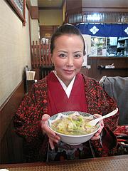 4ランチ:チャンポンだよ!@花びし・西中洲
