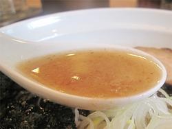 7濃厚中華そばスープ@麺や兼虎