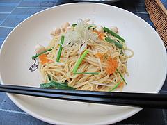 【ランチ】葱と小柱のペペロンチーノ880円@ピエトロ・バルコーネ・長尾店