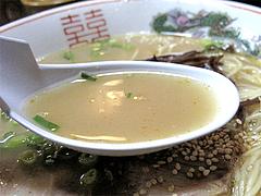 料理:ラーメンスープ@はかたっ子・ラーメン・天神