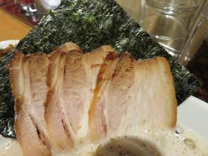 11もやしらーめん煮玉子入り肉@金田家キャナル
