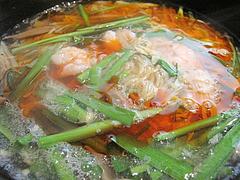6ランチ:酸辣湯麺(スーラータンメン)@中華・舞鶴麺飯店