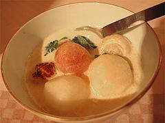 料理:レッドビーツ入りホワイトシチュー@ひなまつり・女子会