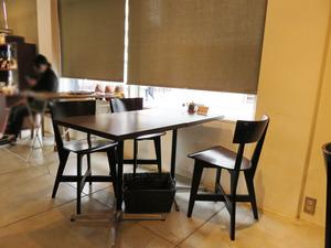 2テーブル席@豆香洞