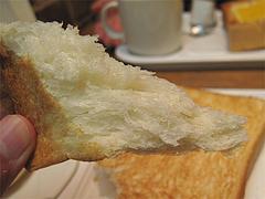 料理:トーストちぎる@ベークショップ・イワハシ・薬院店