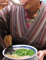 料理:ラーメンスープ@まんぼ亭・赤坂門市場