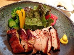 7鶏の照り焼き@花のれん