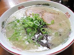 料理:ラーメン500円@めんとく屋