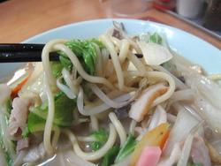 8五目チャンポン麺@知味観