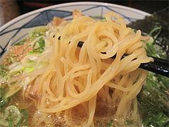 料理:ねぎらーめん(塩)麺@らーめん・ゆきみ家