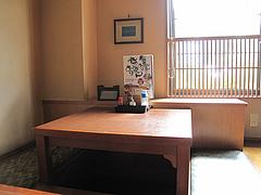 店内:掘り炬燵テーブル席@十徳や・春日上白水店