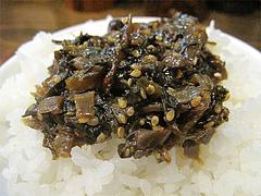 15ランチ:辛子高菜@魚介醤油豚骨・ラーメン・いっき