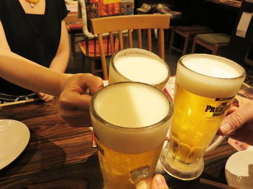 4生ビール