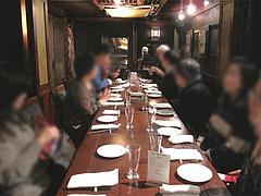4店内:個室@オリエンタルレストラン・サラマンジェ・キャナルシティ博多