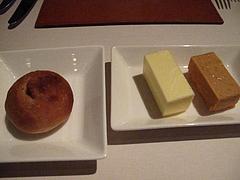 フレンチ:パンとバター@ラ・ターブル・ド・プロヴァンス・赤坂