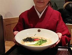 料理:明太あんかけとじのおうどん850円@かほうや・うどん・赤坂