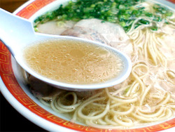 7ラーメンスープ@一九ラーメン筑紫店