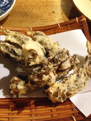 13すぬい天ぷら@沖縄料理しむ