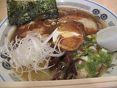 料理:ぶしラーメン650円@ラーメン一龍・小倉