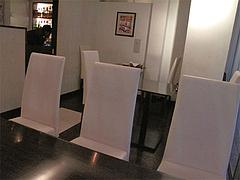 店内:テーブル席@Casadol Kitchen(カサドール・キッチン)・今泉・天神