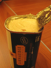 6LE BLOC DE FOIE GRAS DE CANARD@LARNAUDIE(ラルノーディー)・フォアグラ缶詰