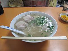 8ランチ:ラーメン450円@中華料理・李華・六本松