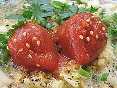 料理:苺一会ラーメンのイチゴ@拉麺空海・雑餉隈駅前店