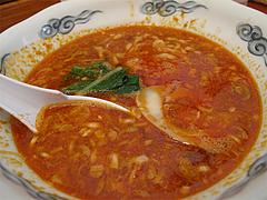 料理:坦々麺680円@六壱○(ろくいちまる)・平尾