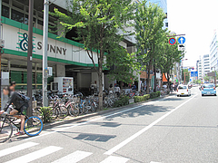 1外観:大正通り・赤坂サニー@赤坂十八番