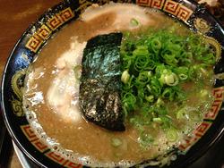 12Wスープ700円@無鉄砲・大阪