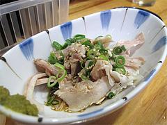 料理:酢モツ300円@一竜・川端商店街