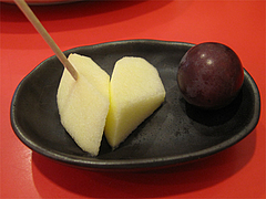 料理:デザート@博多ちゃんぽん・皿うどん・ぴかまつ