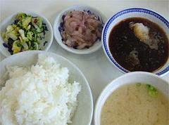 天ぷらひらおの定食@福岡空港近く