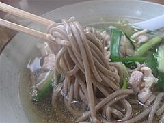 ランチ:かしわそば麺@笹うどん・小笹