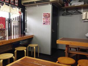 3店内@辛麺屋司